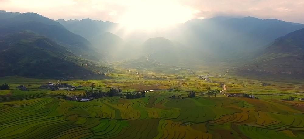 Cảnh đẹp Việt Nam vùng cao