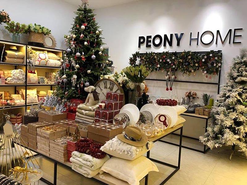 Cửa hàng trang trí Giáng sinh