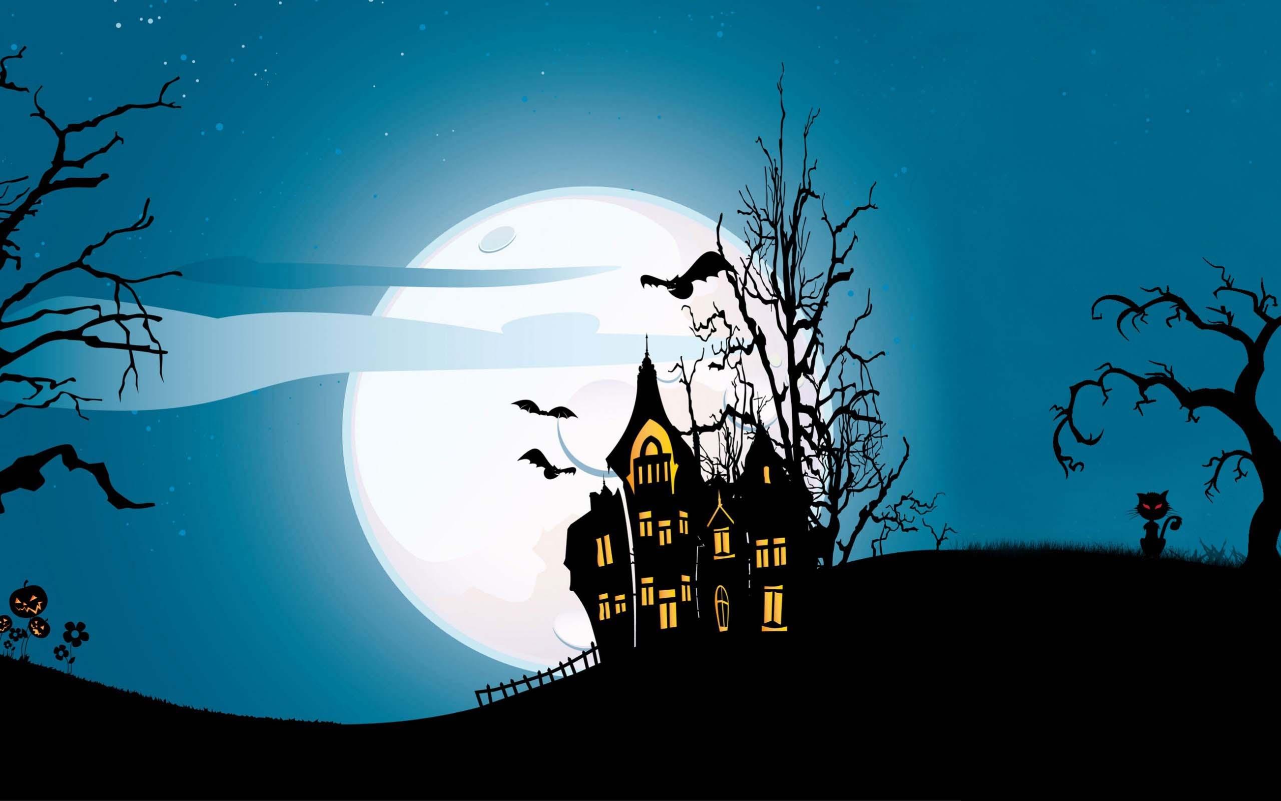Hình ảnh nền Halloween đẹp nhất