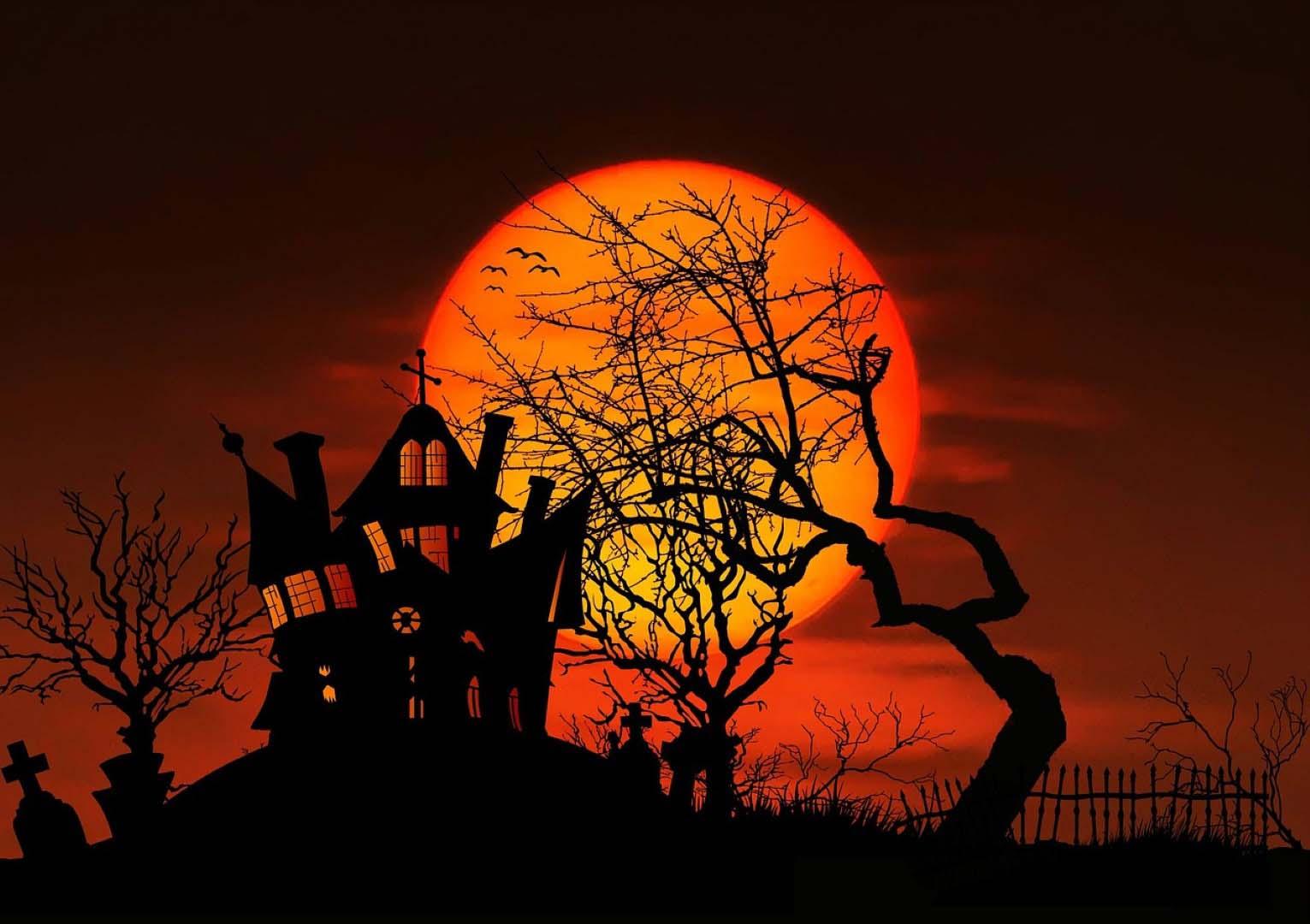Hình ảnh nền Halloween