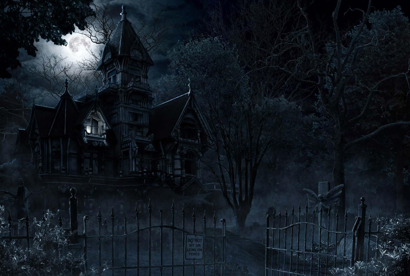 Hình nền Halloween đáng sợ