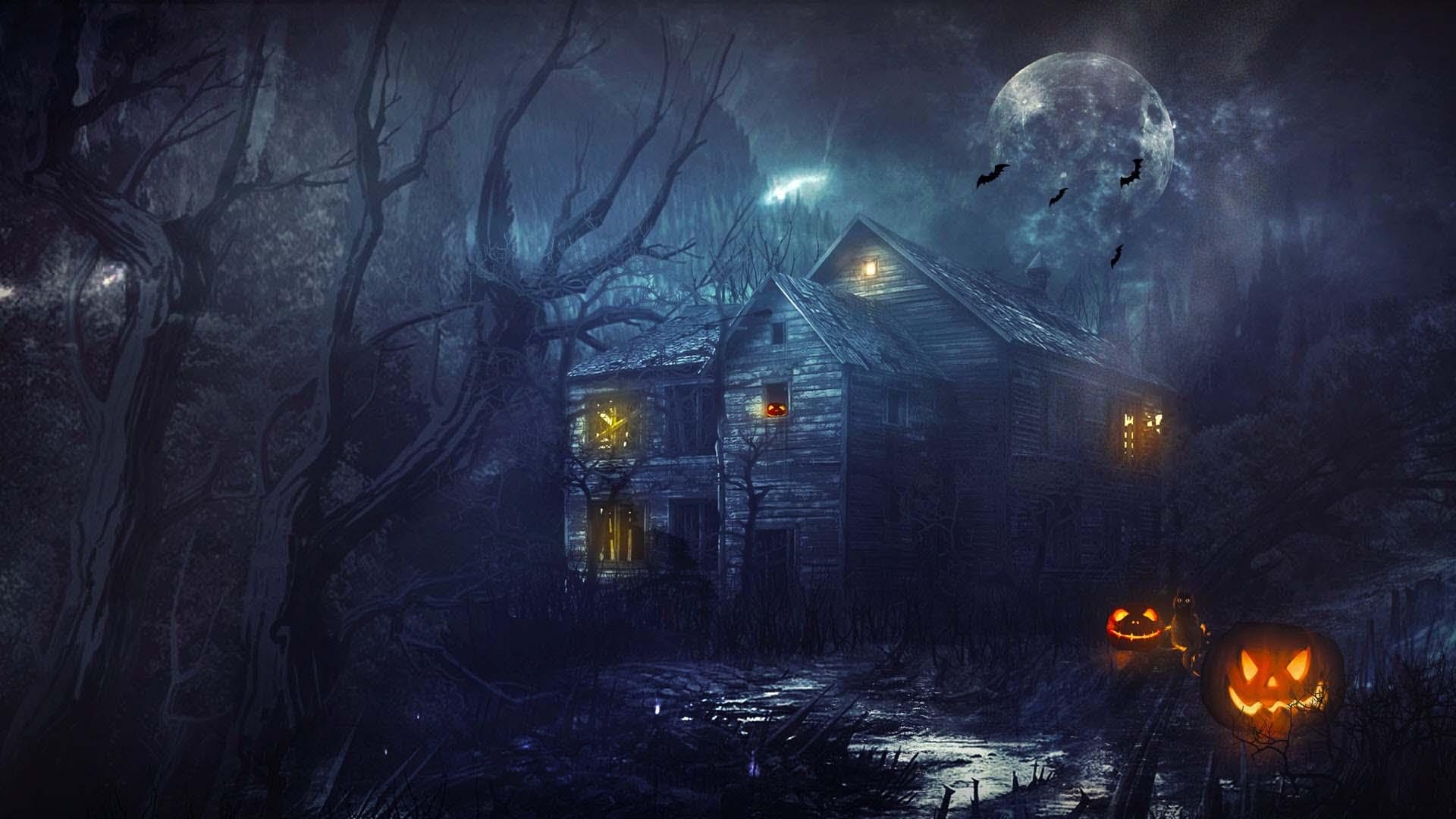 Hình nền Halloween hd