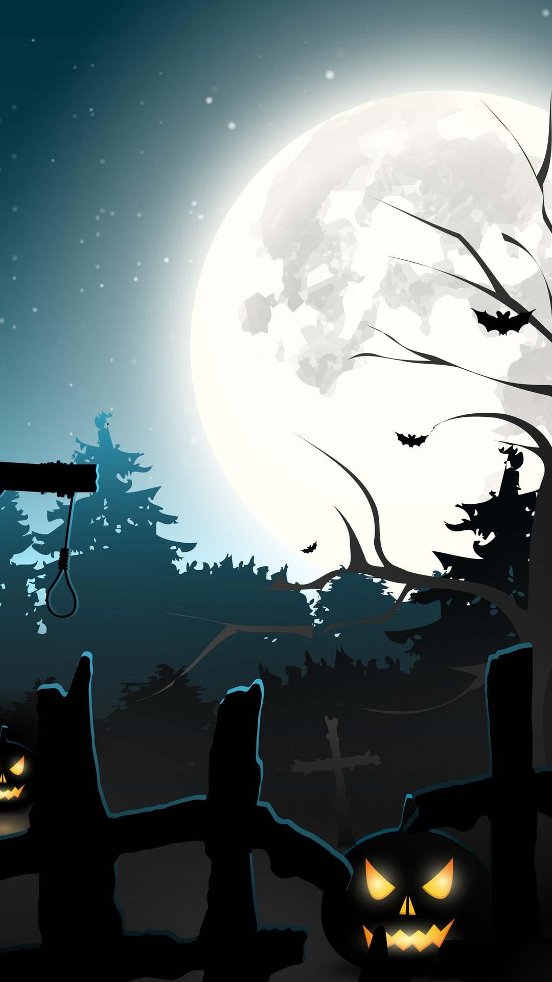 Hình nền Halloween mobile 1080x1920