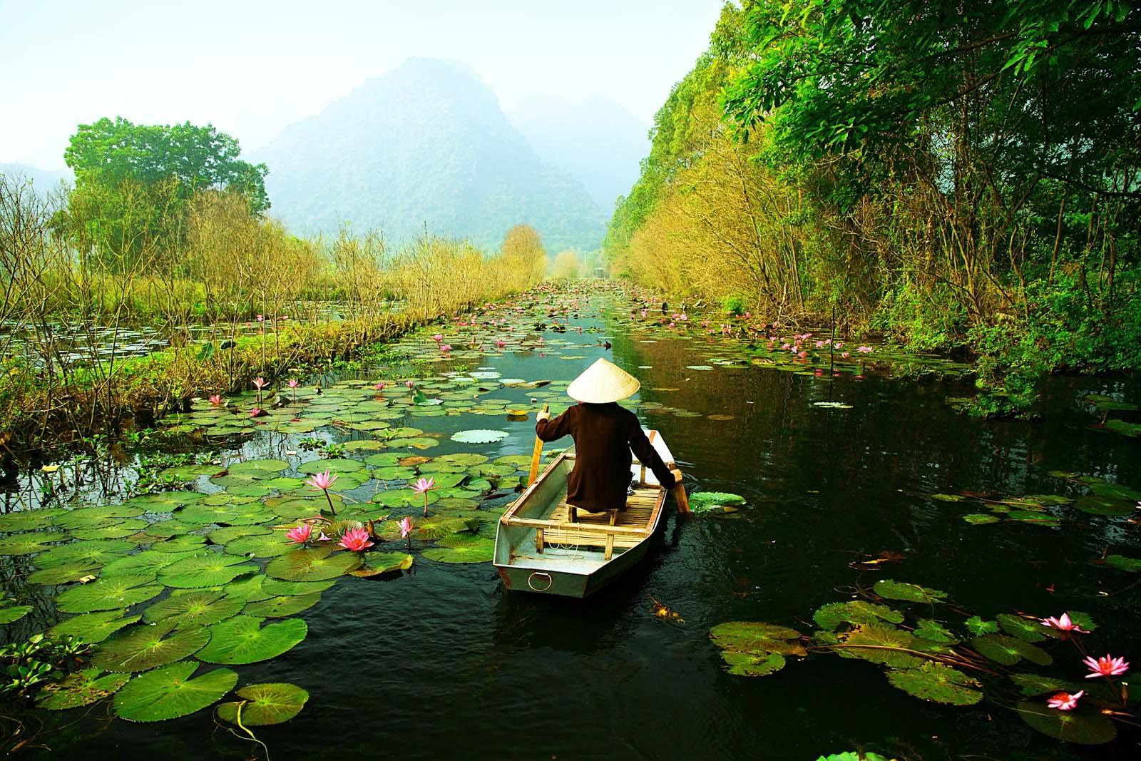 Những ảnh đẹp về Việt Nam