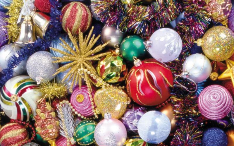 Những món đồ trang trí Giáng sinh đơn giản và đẹp nhât