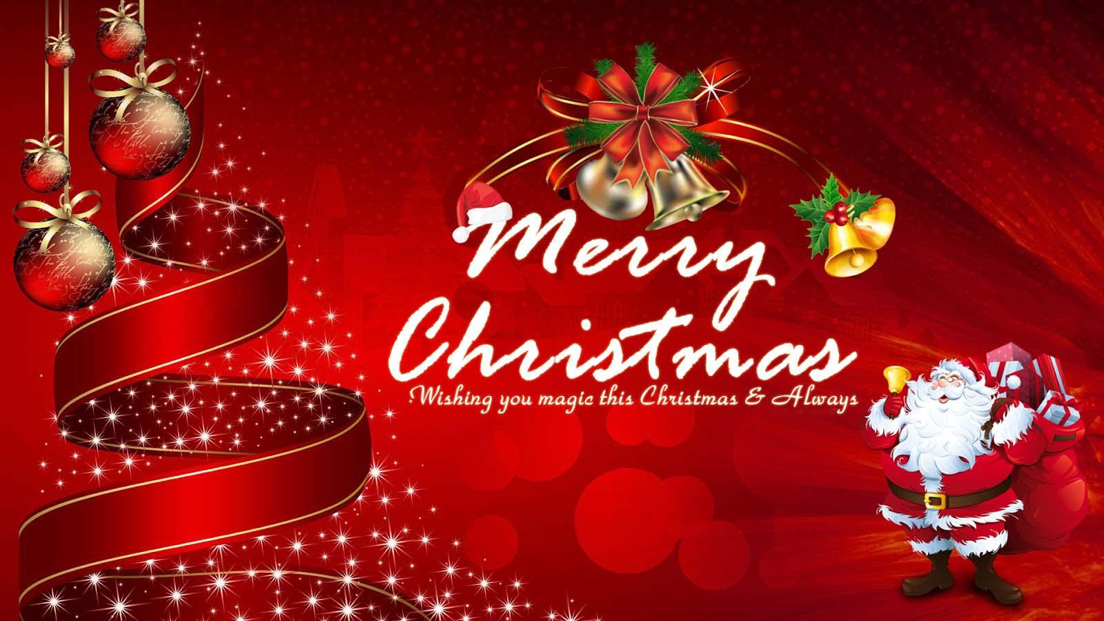 Thiệp chúc giáng sinh