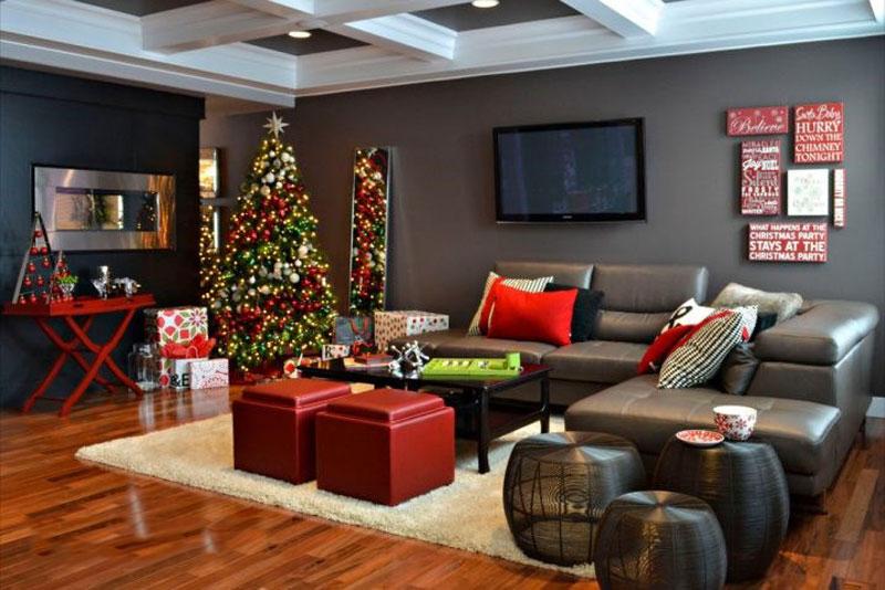 Trang trí Giáng sinh đơn giản cho ngôi nhà của bạn