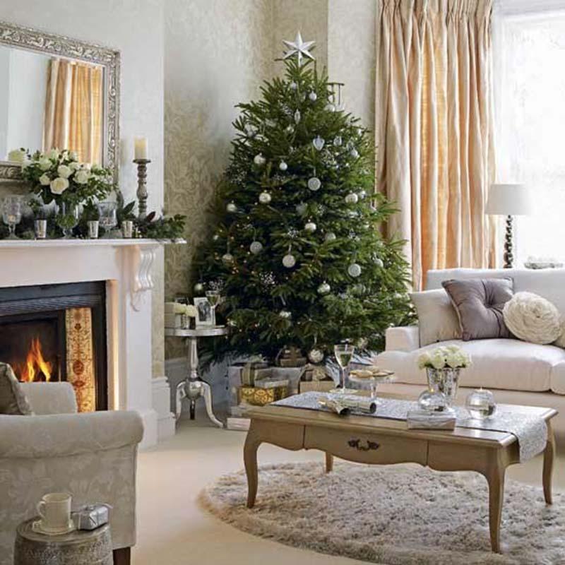 Trang trí ngôi nhà dịp giáng sinh