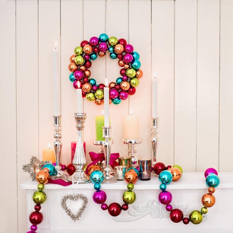 Trang trí nội thất phòng Giáng sinh đẹp nhất