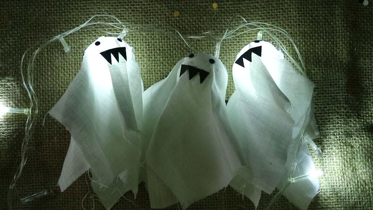 Cách trang trí halloween đơn giản