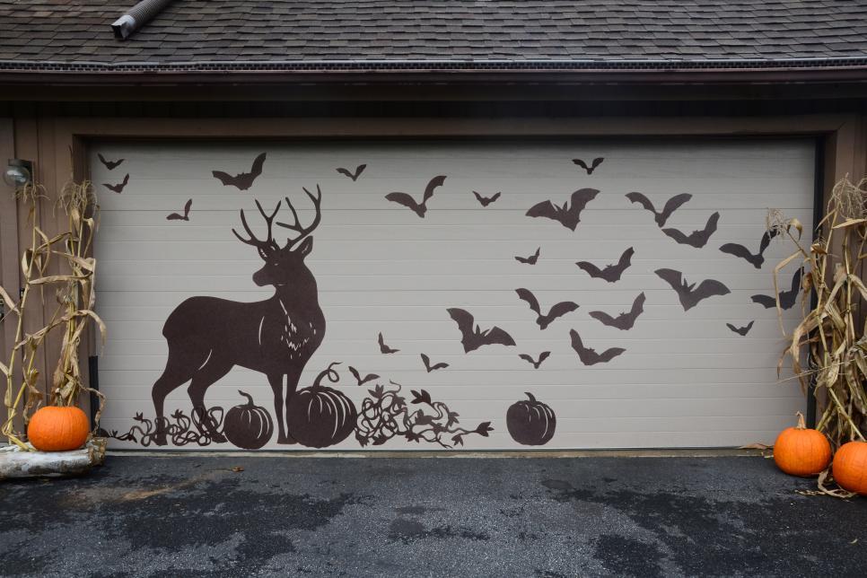 Hình vẽ trang trí halloween đẹp