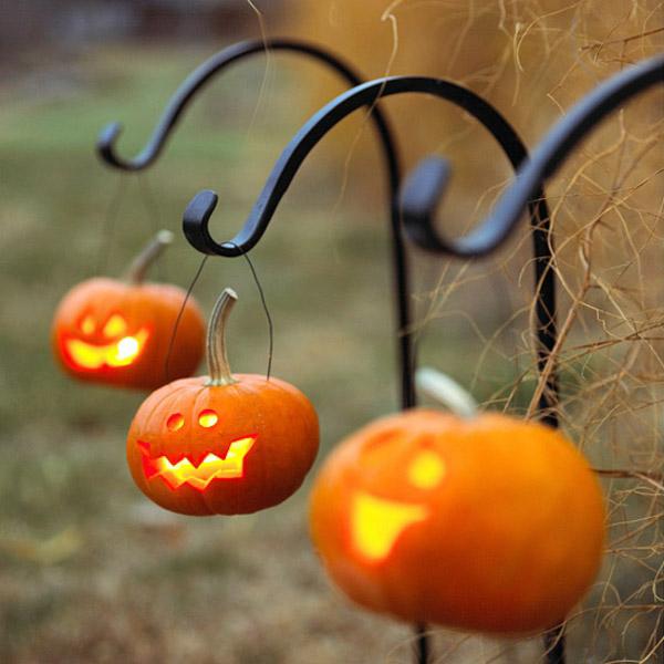 Trang trí halloween đơn giản mà đẹp