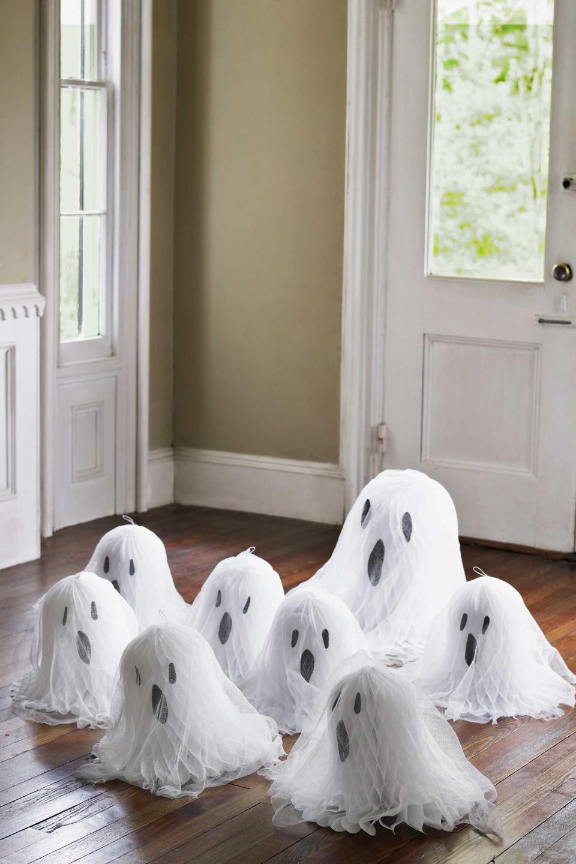 Trang trí halloween trong nhà độc đáo