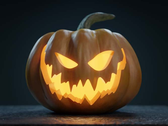 Ảnh bí ngô halloween