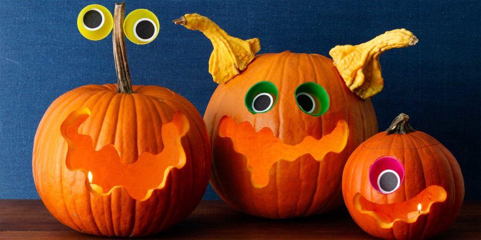 Ảnh đẹp những quả bí ngô halloween