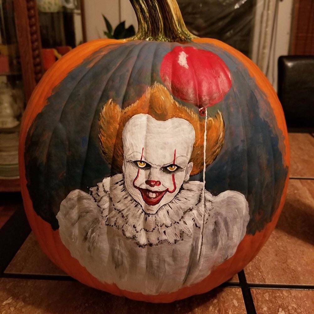 Ảnh đẹp quả bí ngô halloween