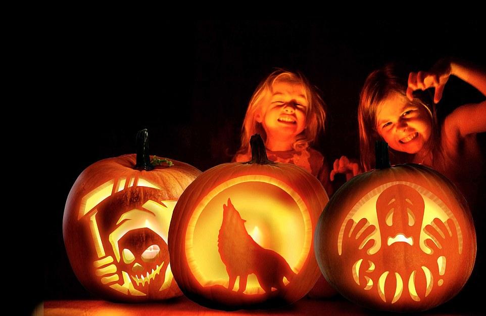 Ảnh những quả bí ngô halloween đẹp nhất