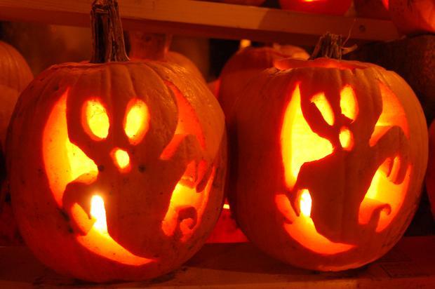 Bí ngô cho halloween đẹp và độc