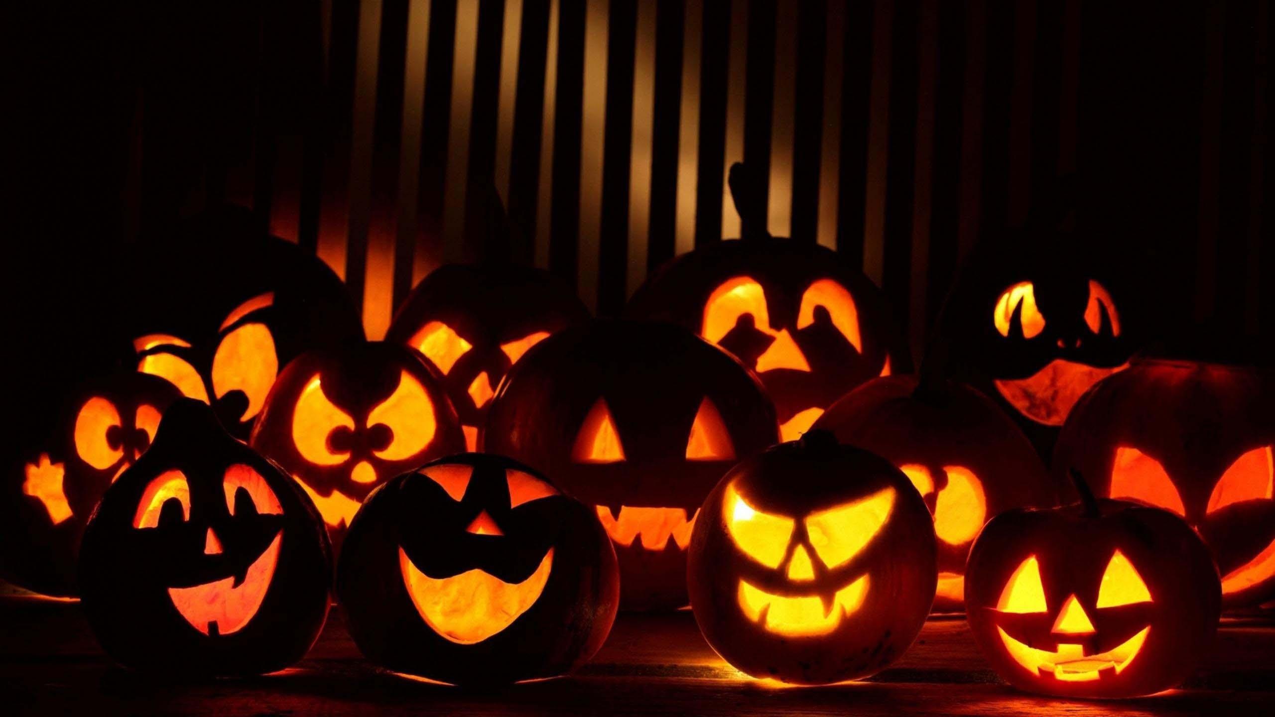 Bí ngô halloween đẹp nhất