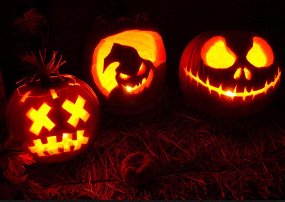 Bí ngô halloween đẹp và độc đáo