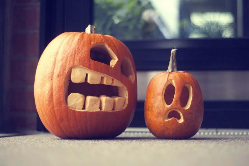 Hình ảnh những quả bí ngô halloween đẹp nhất