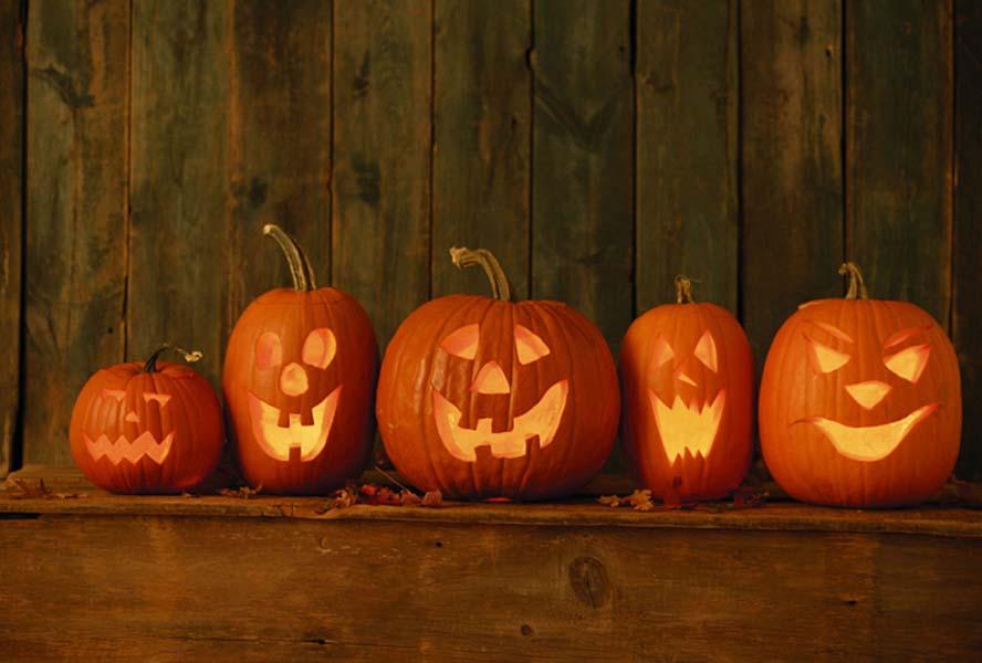 Những ảnh quả bí ngô halloween đẹp nhất