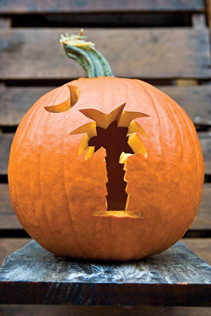 Những quả bí ngô halloween đẹp và chất nhất