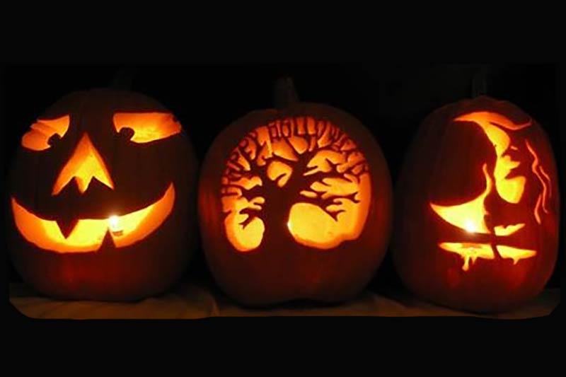 Những quả bí ngô Halloween đẹp và chất