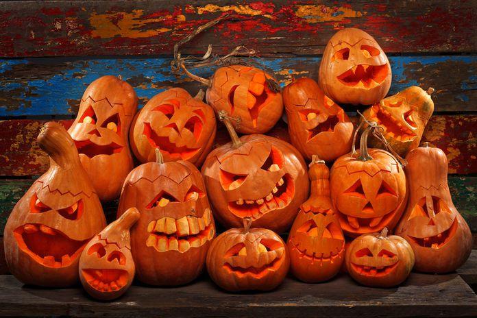 Những quả bí ngô halloween đẹp và đặc biệt
