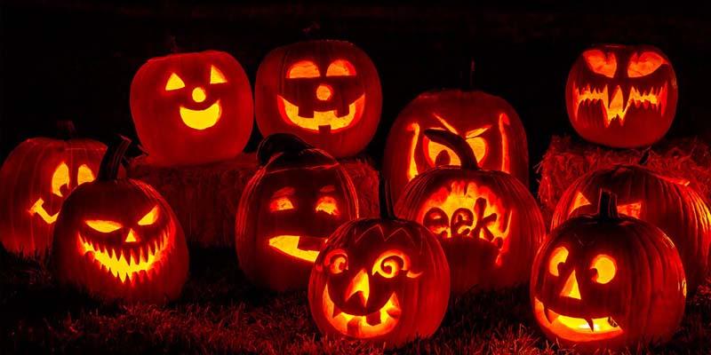 Những quả bí ngô halloween đẹp