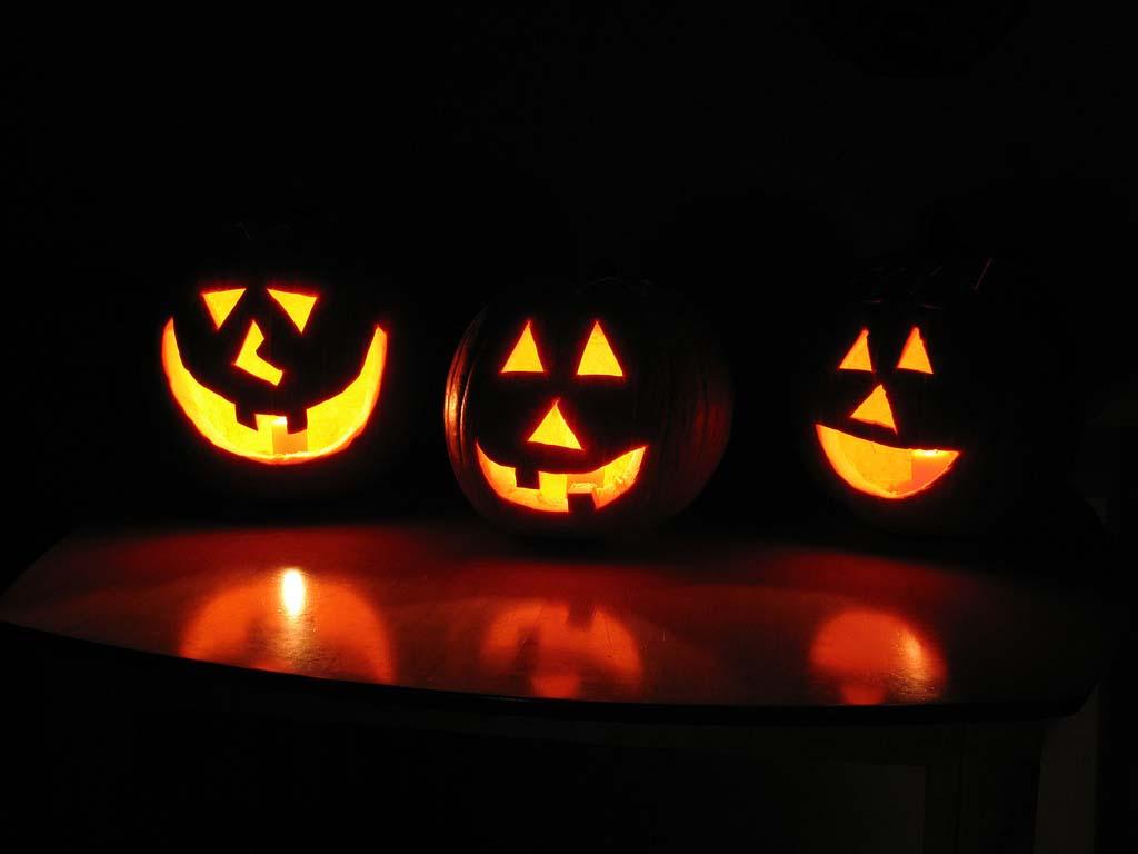 Quả bí ngô cho halloween đẹp