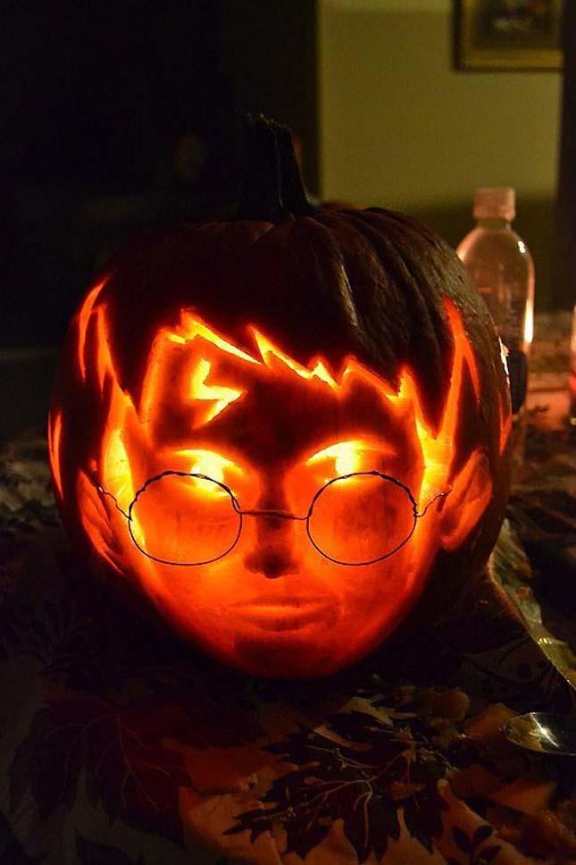 Quả bí ngô halloween đẹp nhất