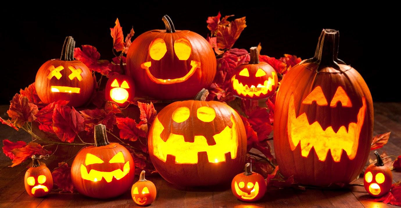 Quả bí ngô halloween độc đáo và đẹp
