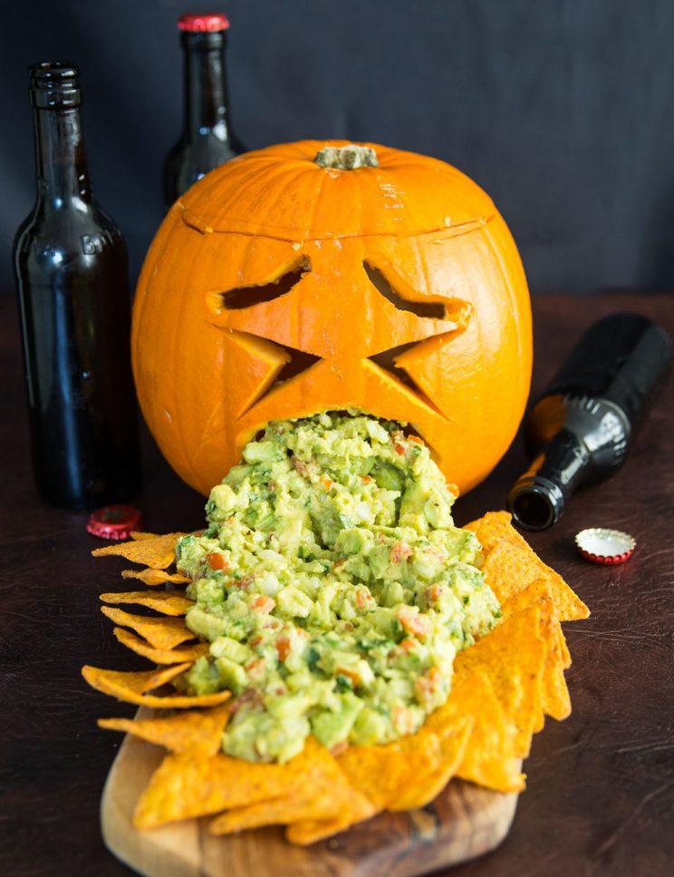 Trang trí bí ngô halloween đẹp nhất