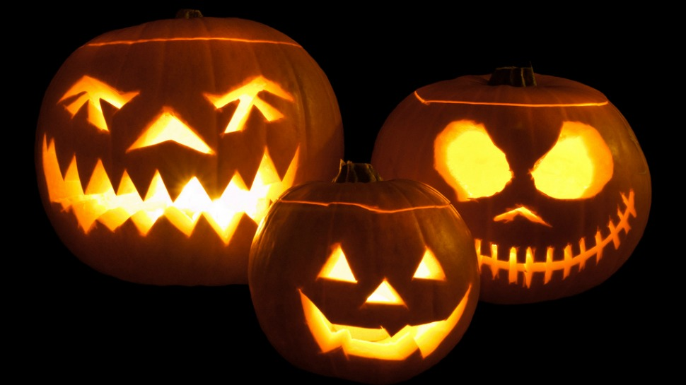 Ý tưởng bí ngô Halloween đẹp