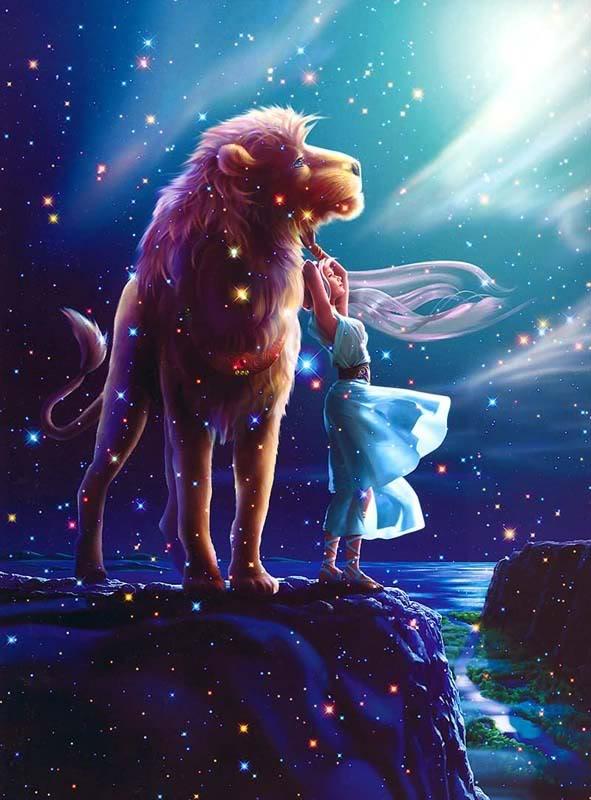 Hình ảnh cung sư tử đẹp
