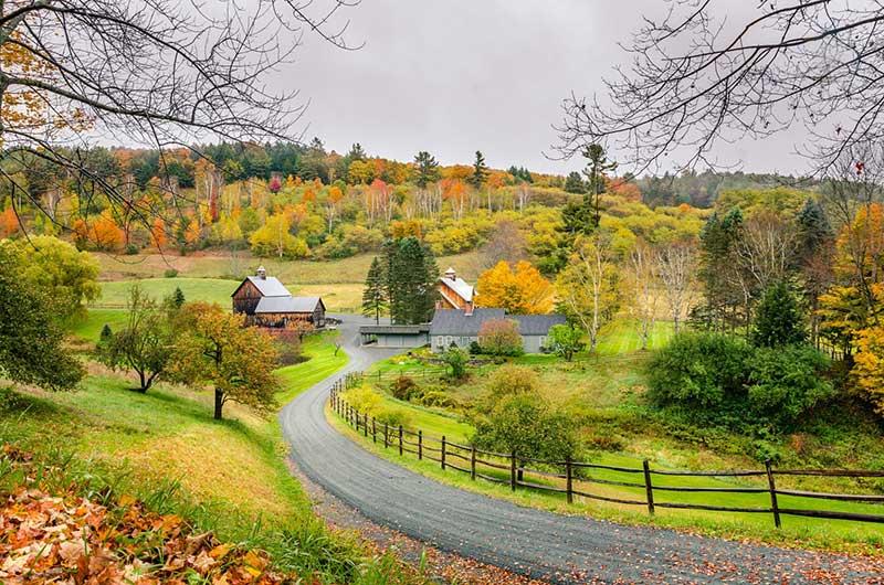 Hình ảnh mùa thu thơ mộng