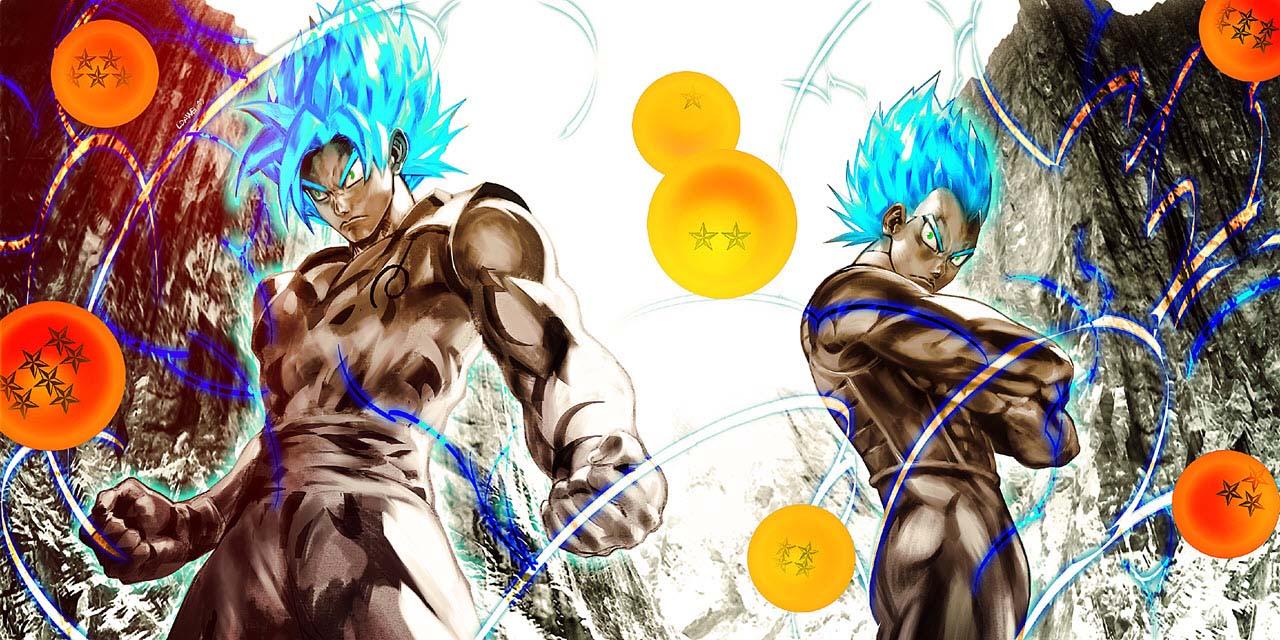Hình ảnh songoku bảy viên ngọc rồng