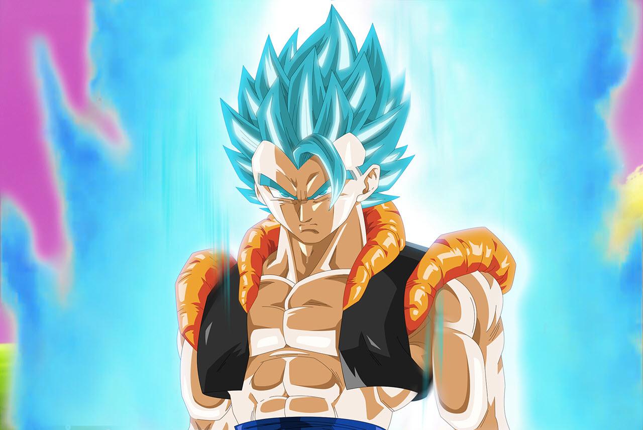 Hình ảnh songoku tóc xanh