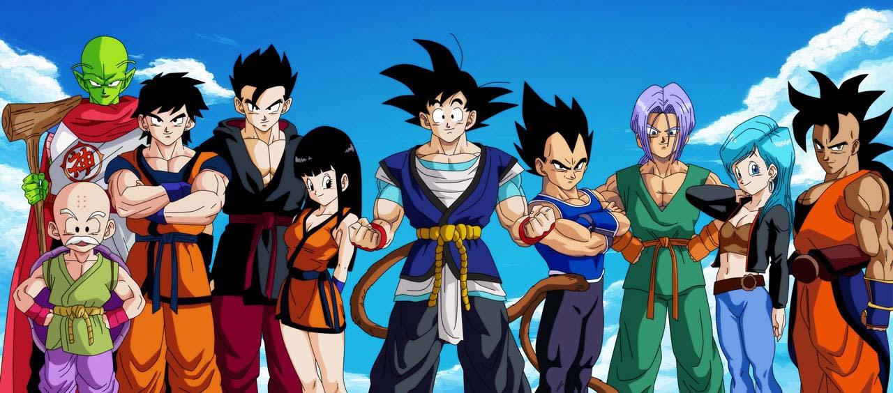 Hình ảnh songoku và bạn bè