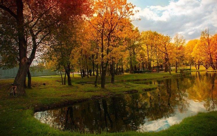 Những hình ảnh mùa thu đẹp trên thế giới