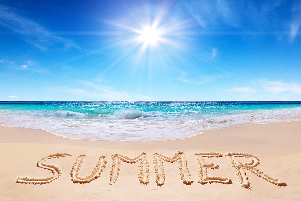 Những hình ảnh về mùa hè