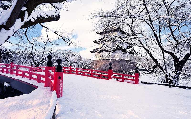 Hình ảnh mùa đông đẹp