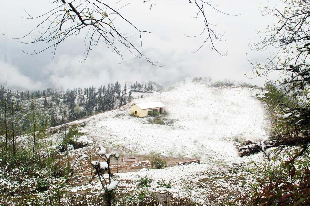 Hình ảnh Sapa về mùa đông