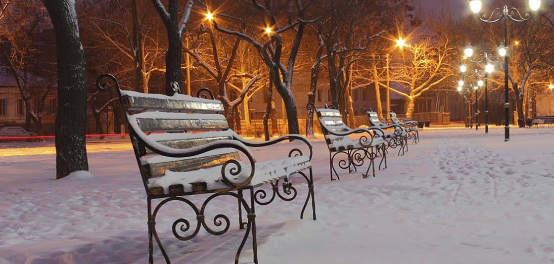 Những hình ảnh về mùa đông