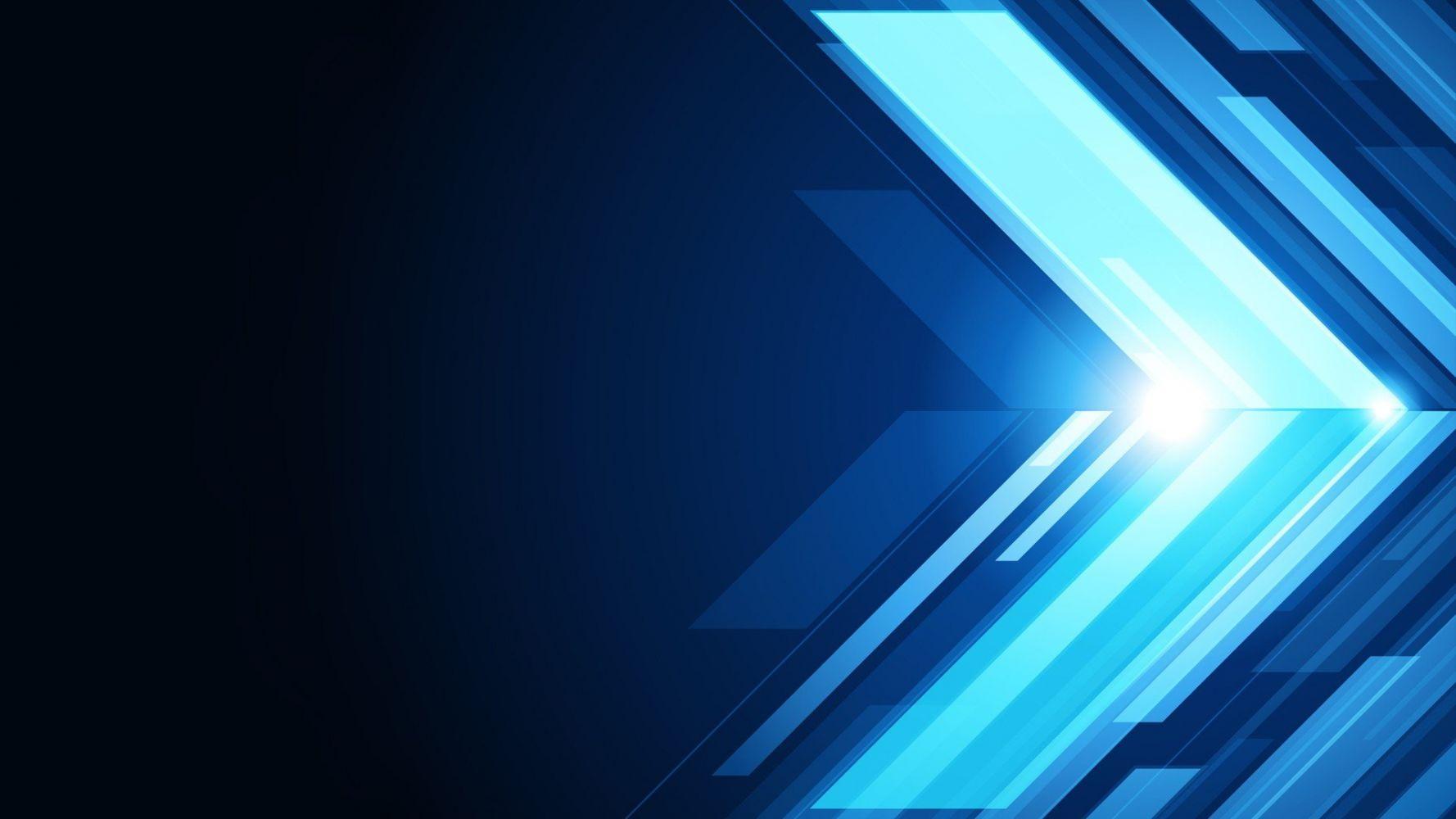Hình nền màu xanh cho power point