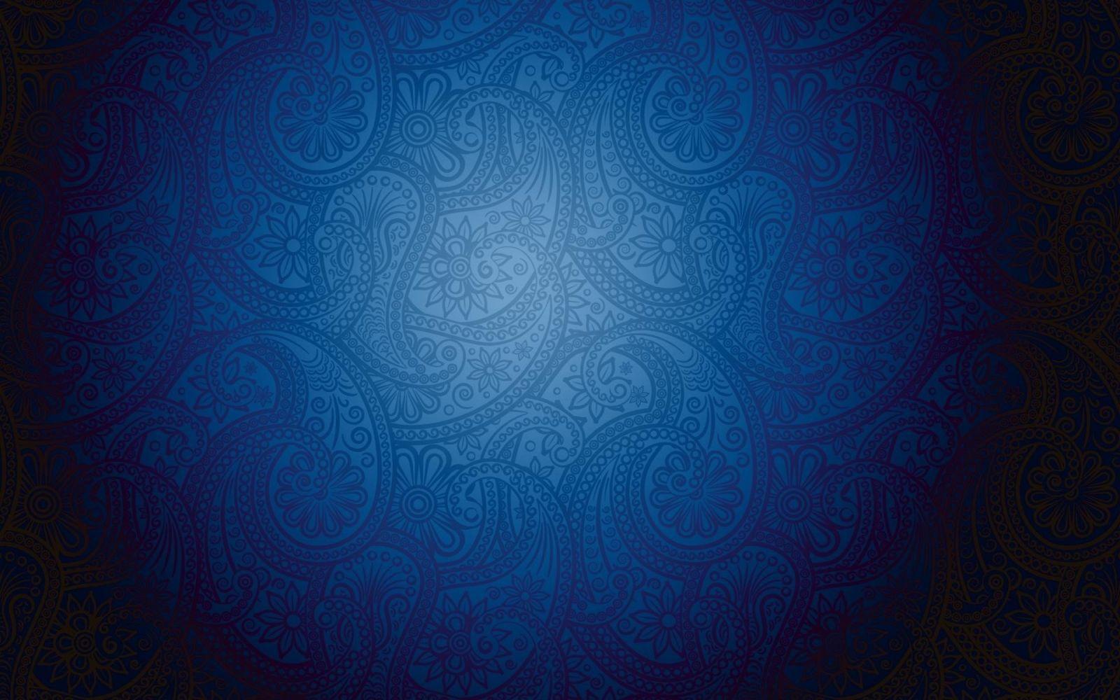 Hình nền slide màu xanh